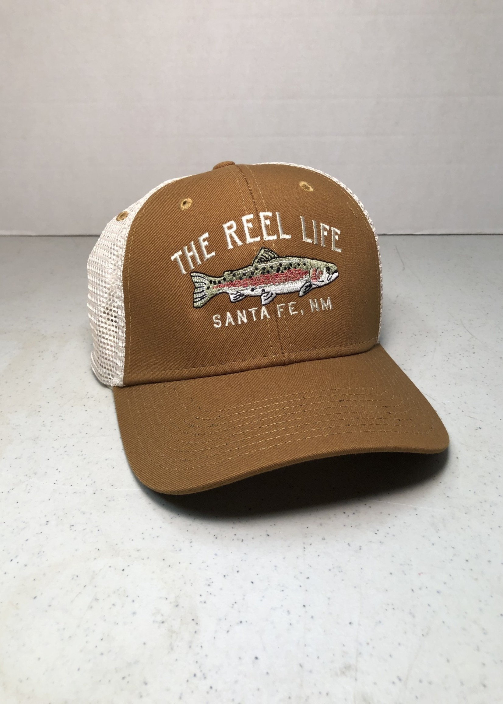 OURAY TRL LOGO TROUT HAT
