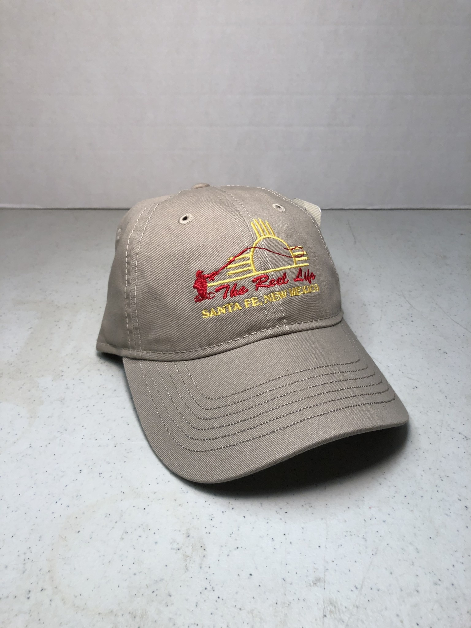 OURAY TRL LOGO ZIA HAT
