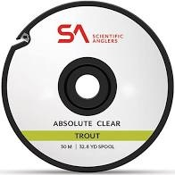 SCIENTIFIC ANGLERS SCIENTIFIC ANGLERS ABSOLUTE CLEAR TROUT TIPPET