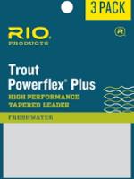RIO RIO TROUT POWERFLEX PLUS 3 PACK