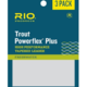 RIO RIO TROUT POWERFLEX PLUS 3 PACK