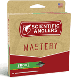 SCIENTIFIC ANGLERS SA LINE MASTERY TROUT