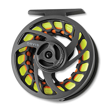 ORVIS ORVIS CLEARWATER LARGE ARBOR II REEL BLACK