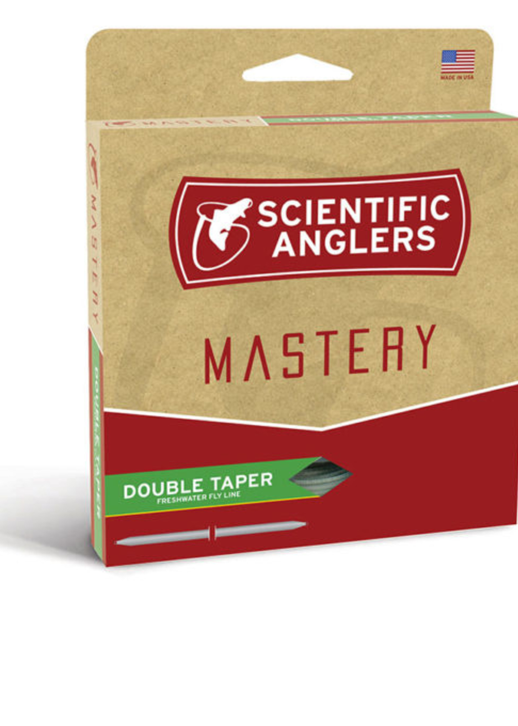 SCIENTIFIC ANGLERS MASTERY DOUBLE TAPER