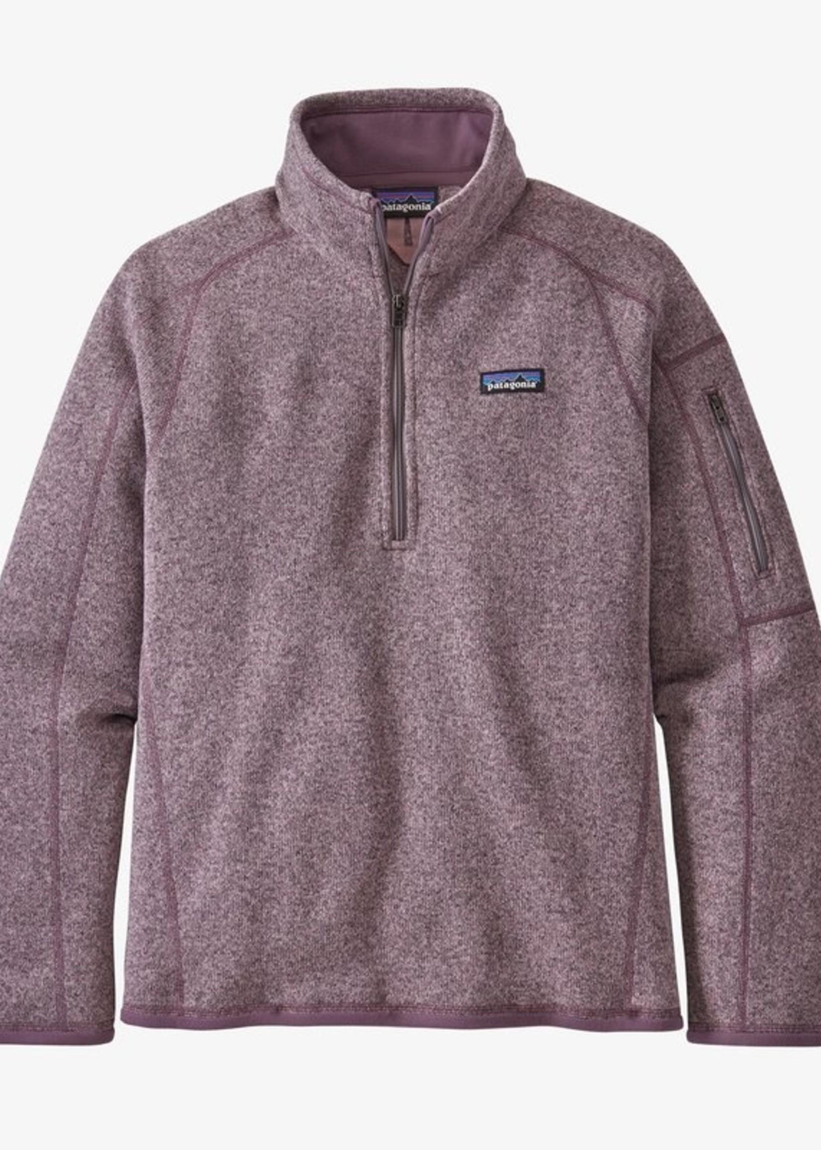 PATAGONIA Women's Better Sweater 1/4-ZIP
