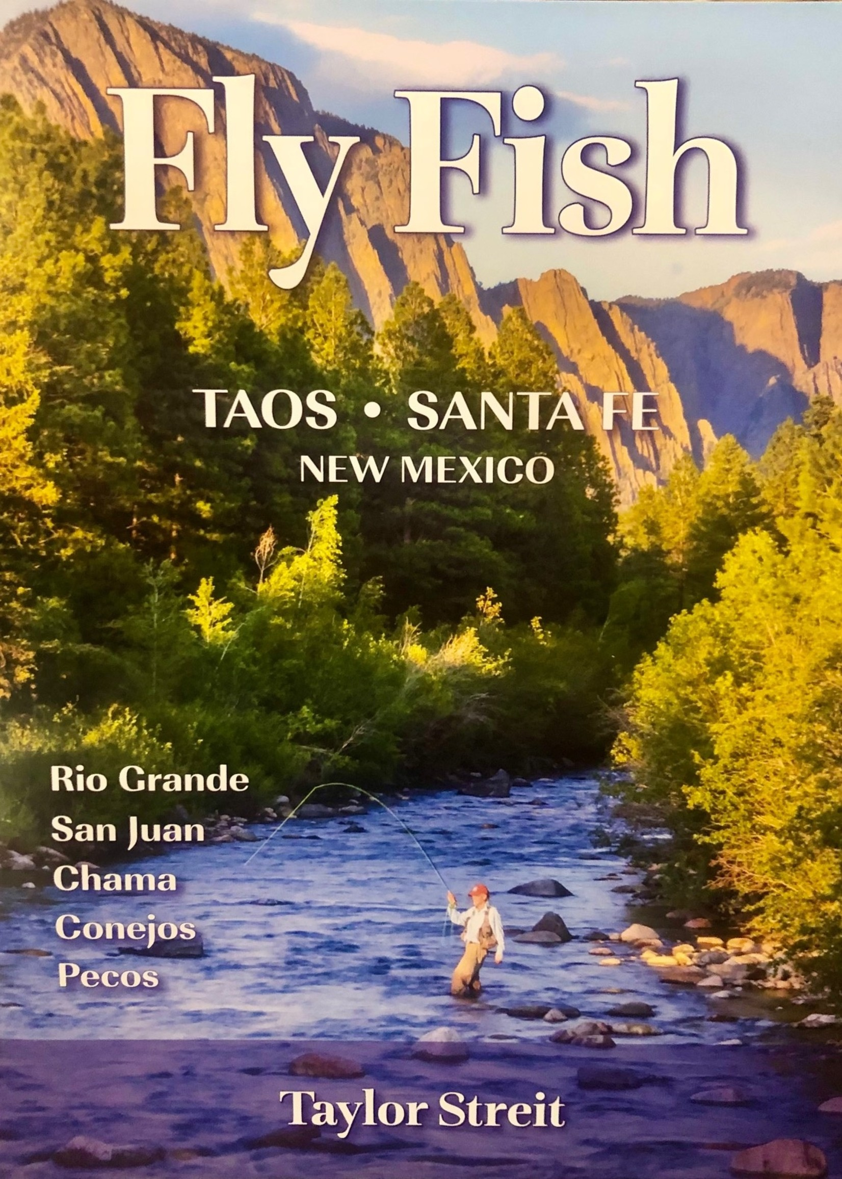 THE REEL LIFE Fly Fish Taos/Santa Fe by Taylor Streit