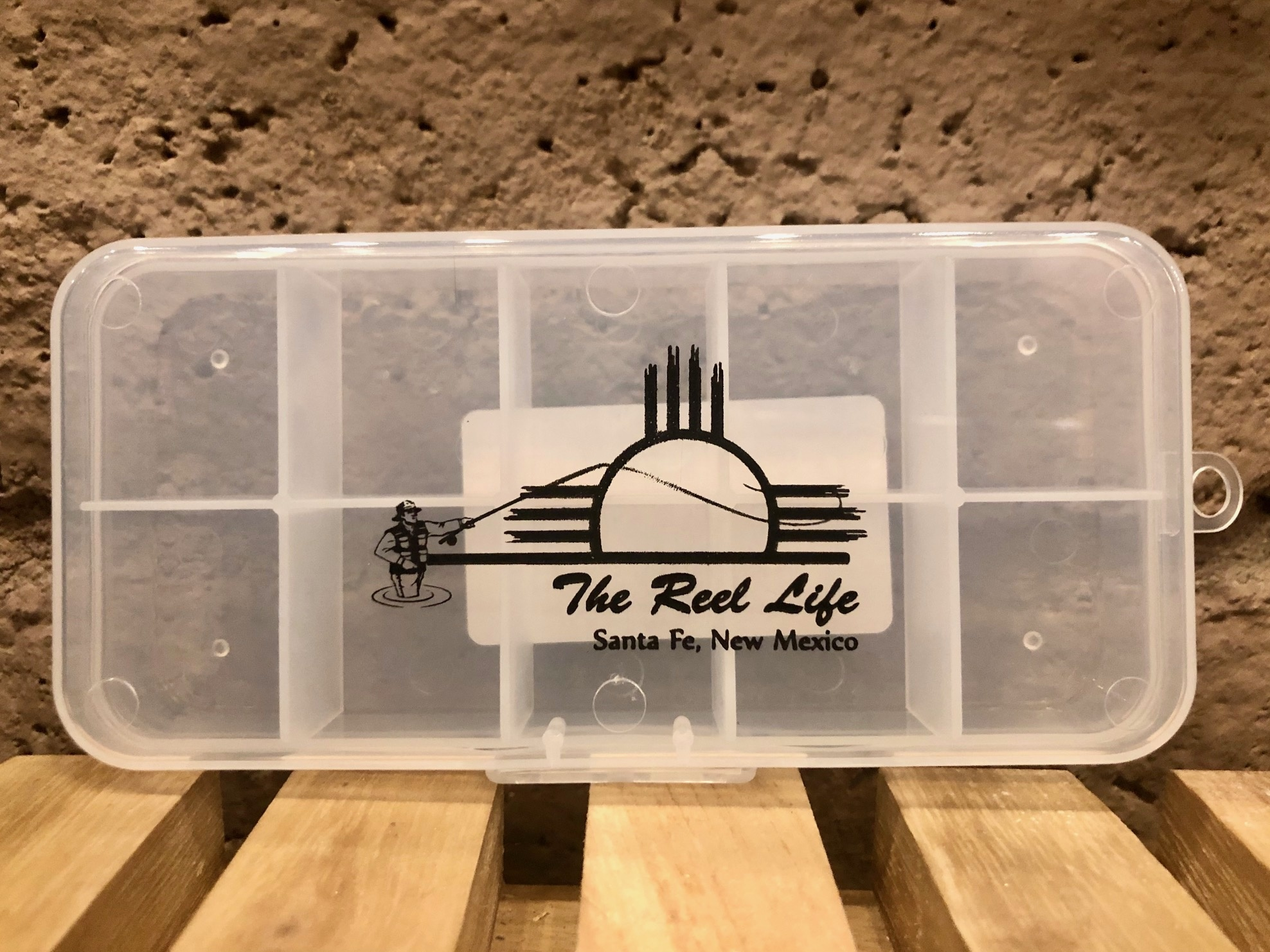 10 COMPARTMENT  LOGO MEDIUM BOX