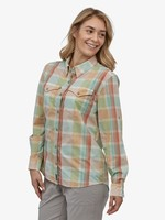 PATAGONIA Women's Long- Sleeved Sun Stretch Shirt