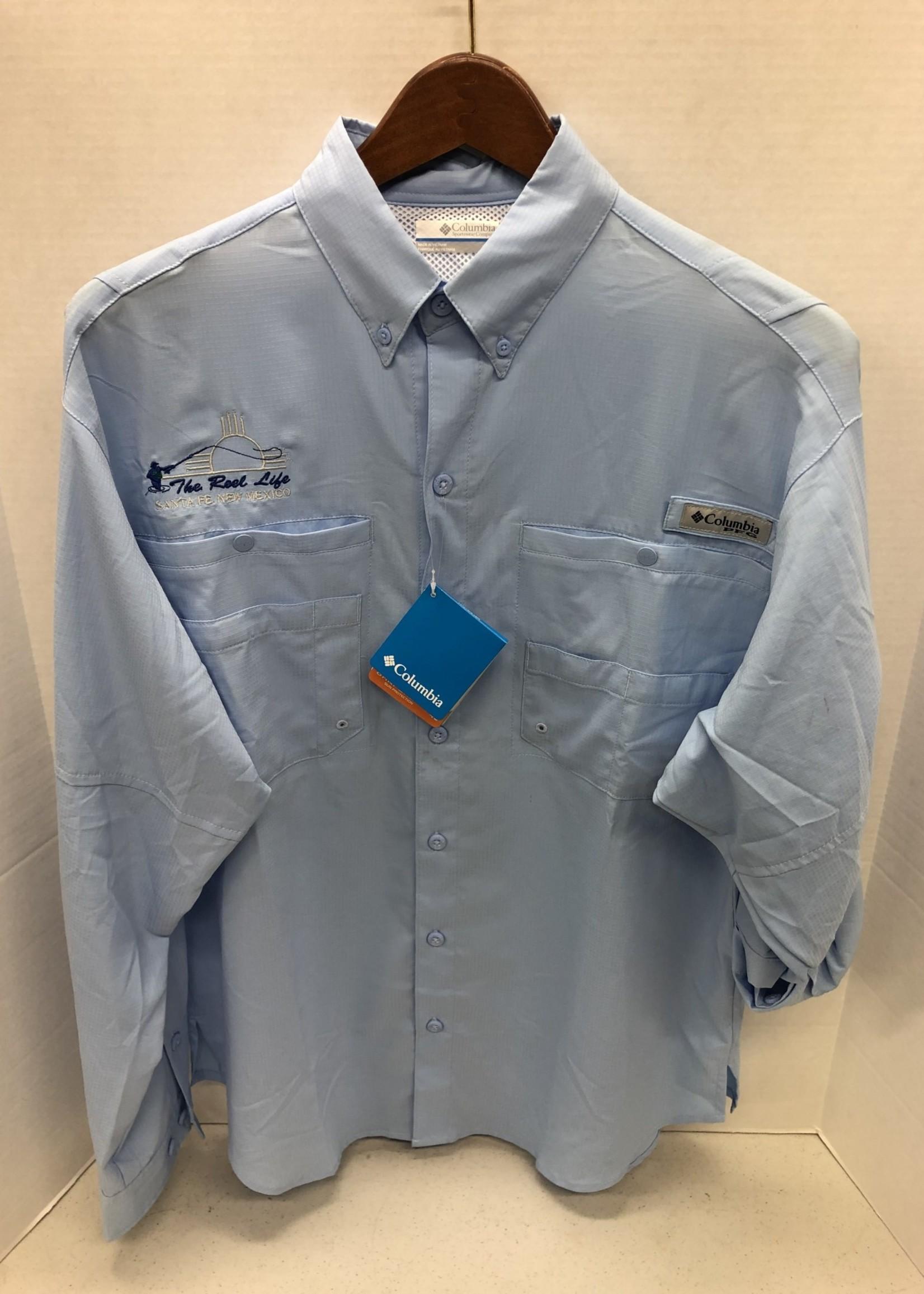 COLUMBIA TRL LOGO Columbia Tamiami II LS Shirt