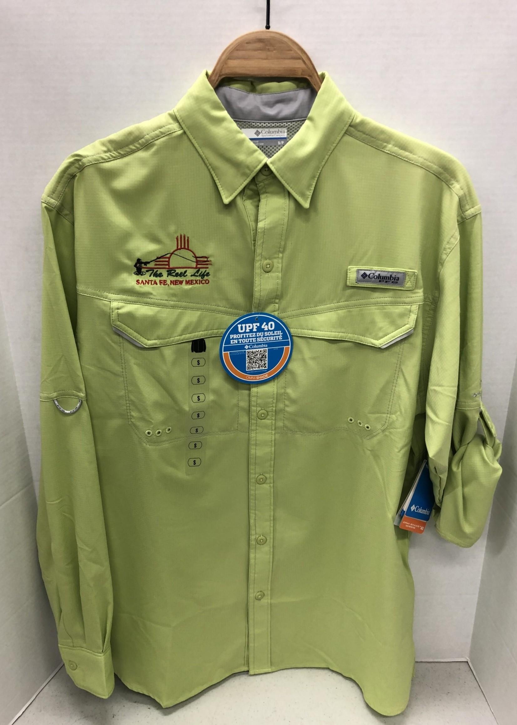 COLUMBIA TRL LOGO Columbia Low Drag Offshore LS Shirt