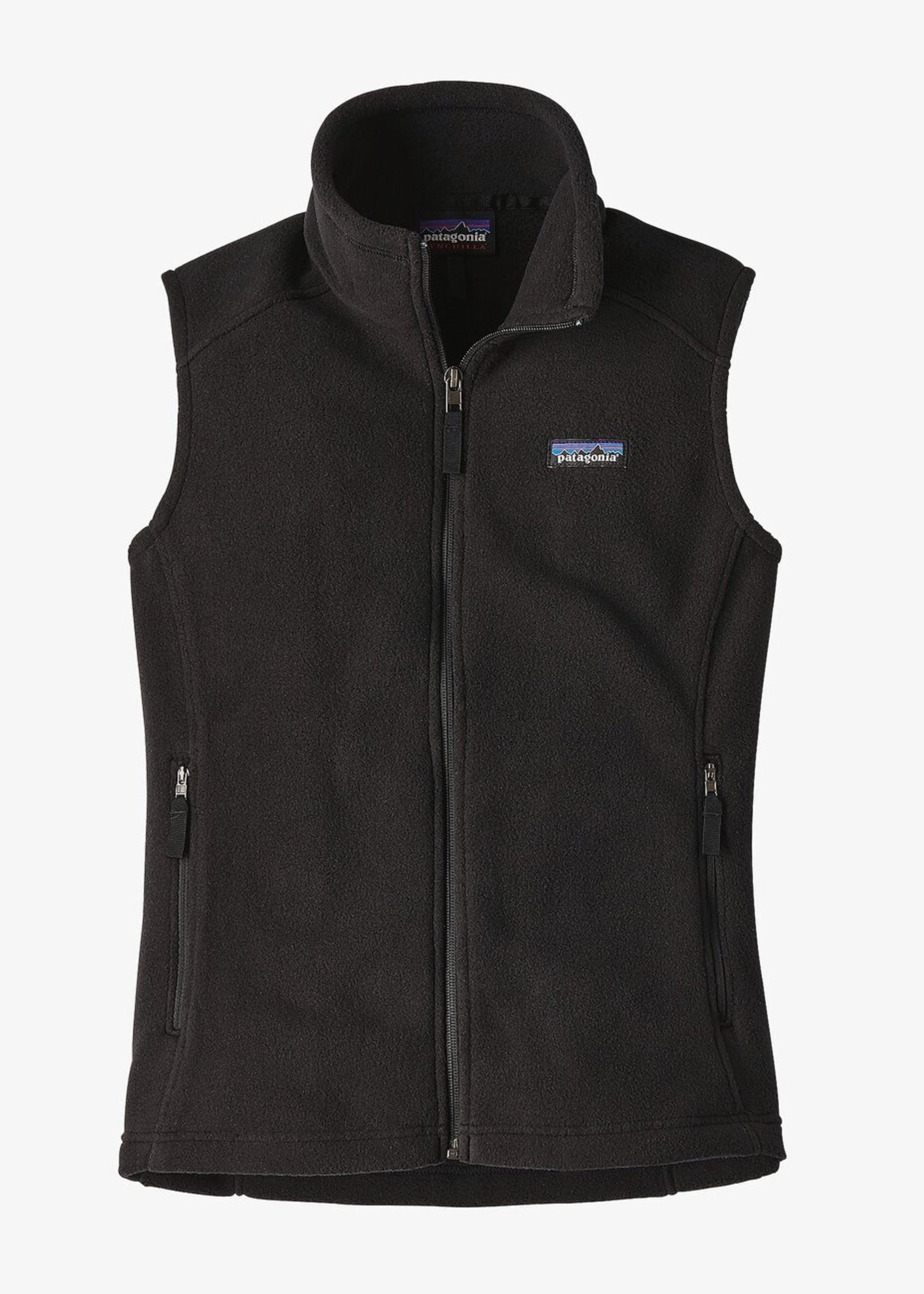 PATAGONIA W's Classic Synchilla  VEST BLACK  XL