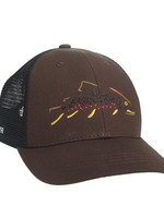 Rep Your Water Minimalist Brown Trout