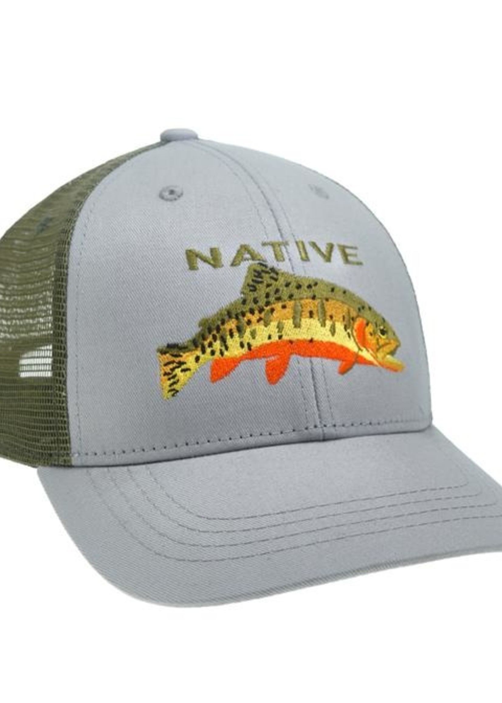 Rep Your Water Colorado Cutthroat Native  Hat