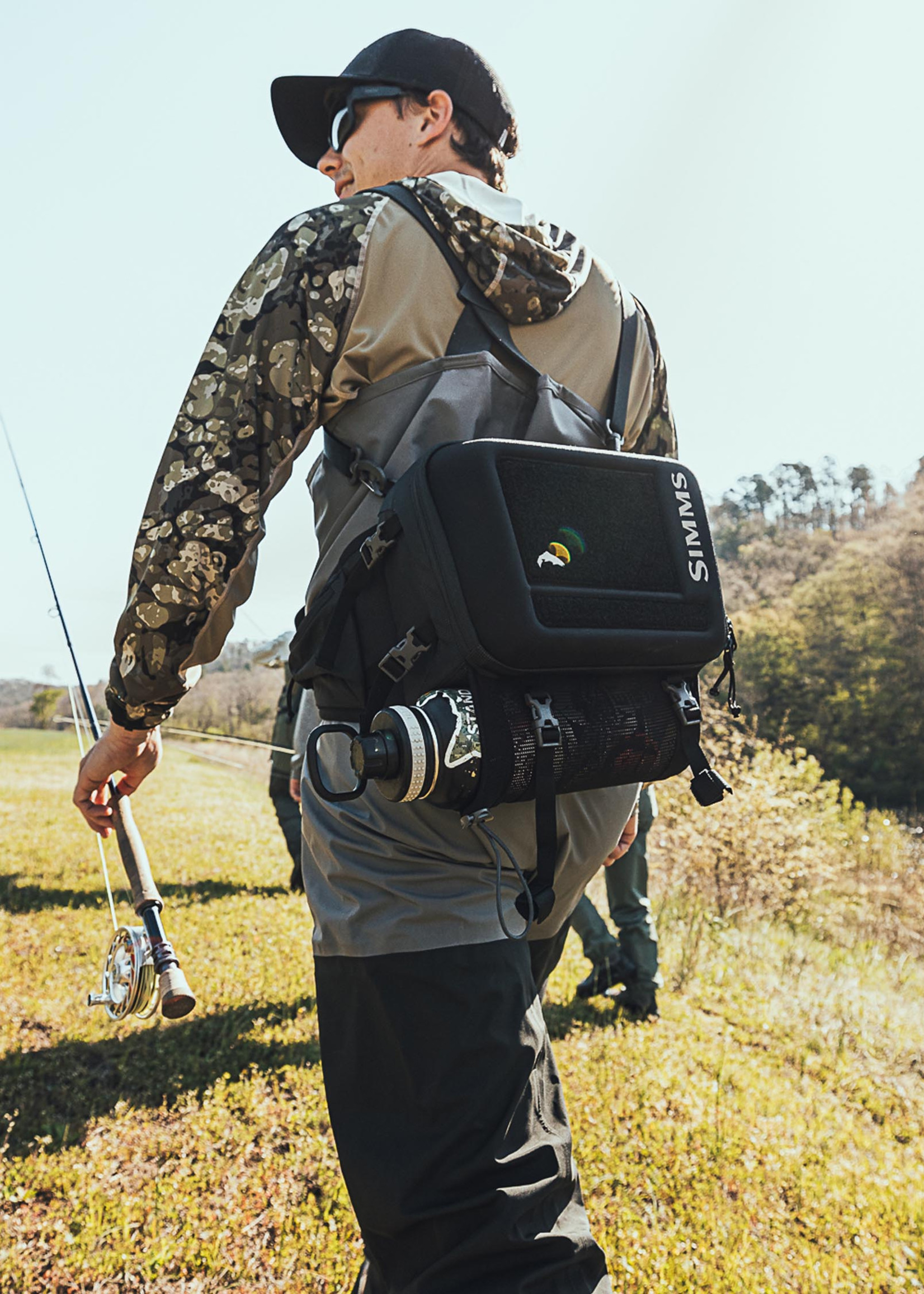 Simms Fishing Simms Freestone Hip Pack Black One Size