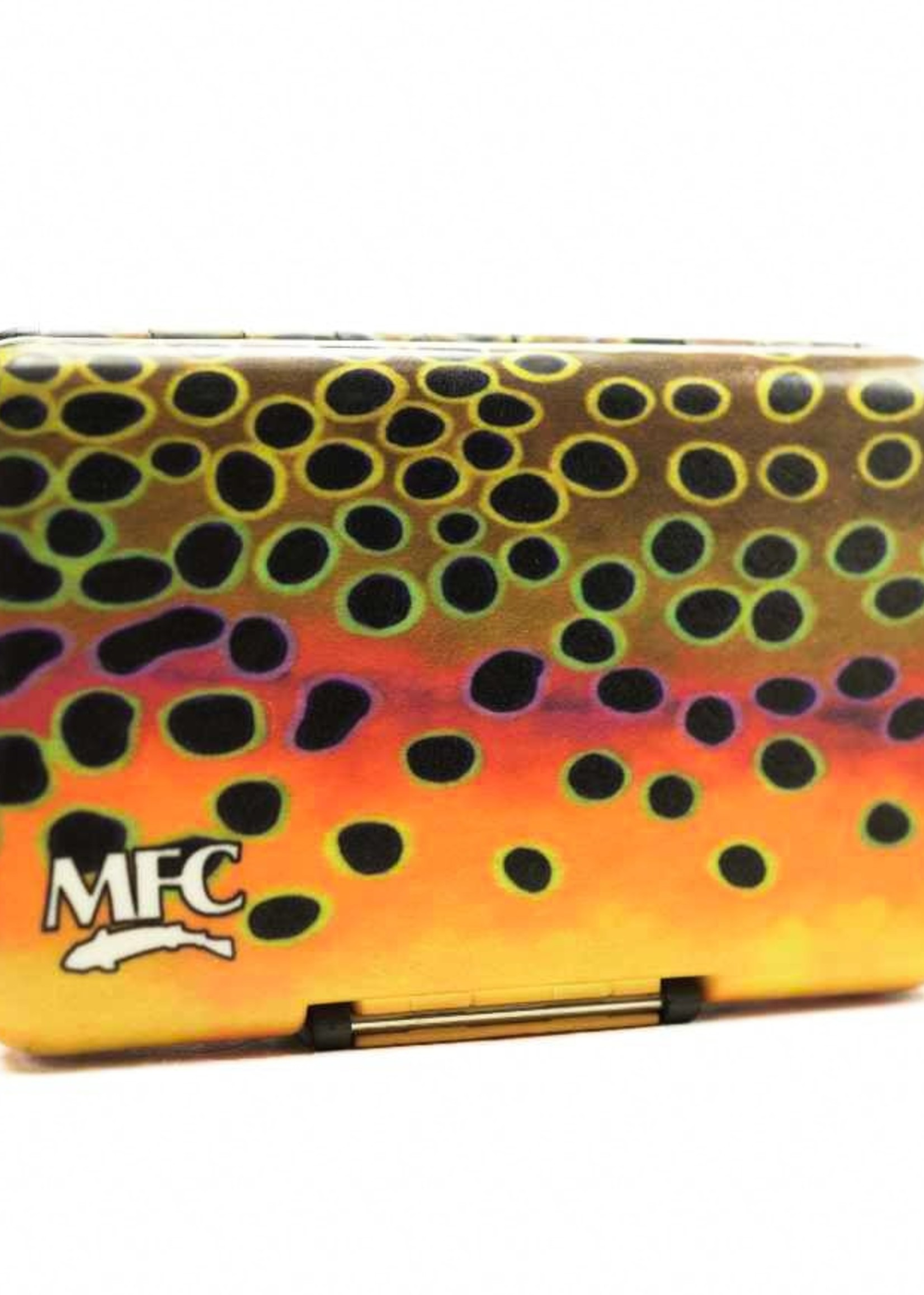 MFC POLY FLY BOX (MIDDLE LEAF INCLUDED)