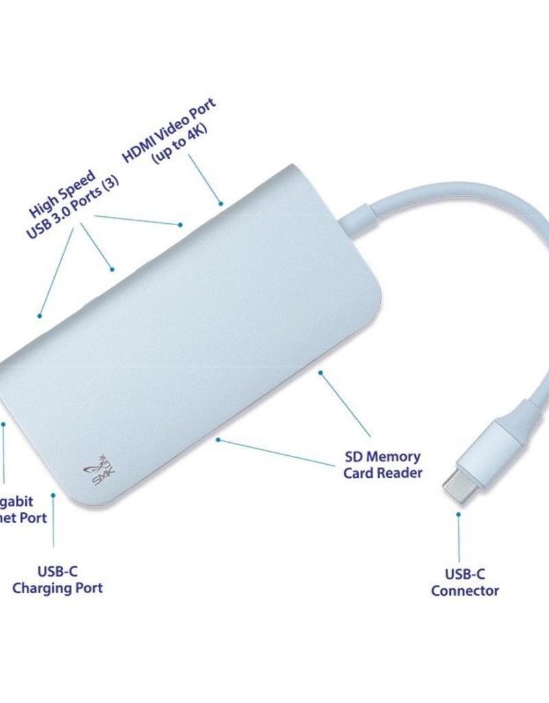USB-C Multi-Port Hub