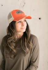 Wildcat Retro Brands Edmonds Trucker Hat