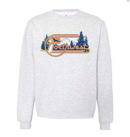 The Great PNW Vibe Crewneck