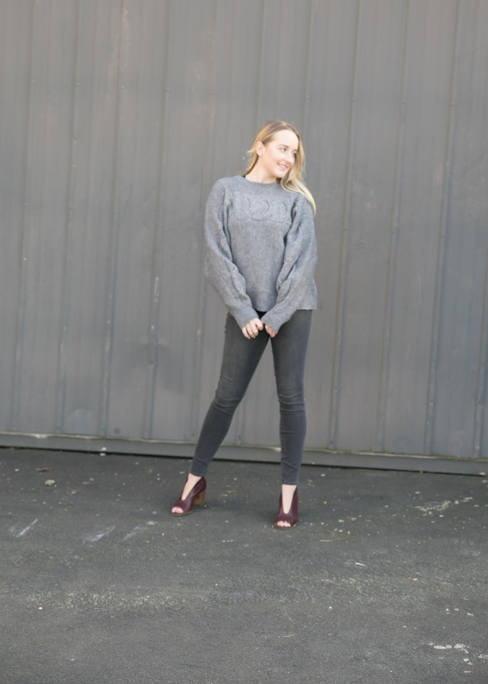 WovenHeart Dolman Sweater