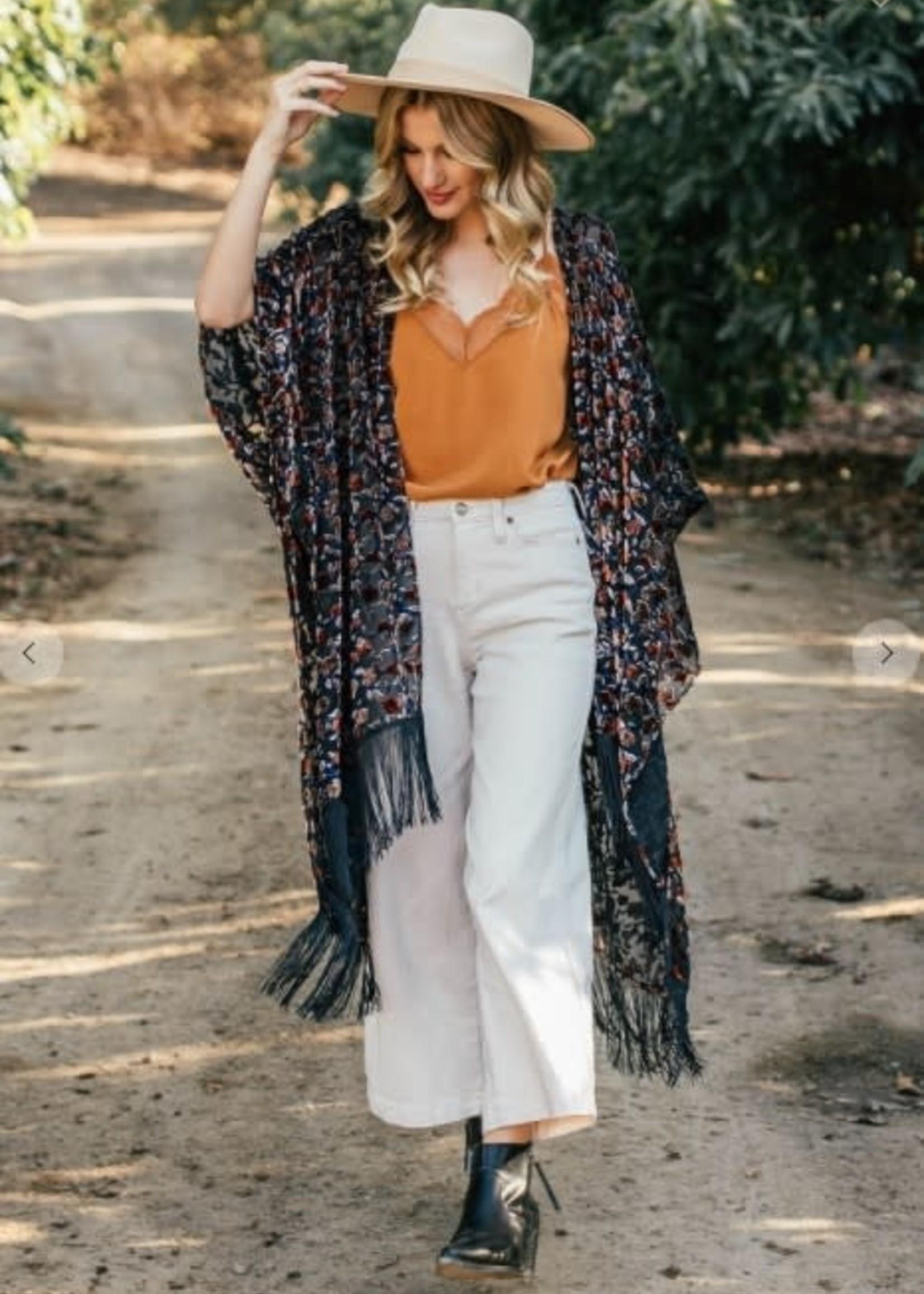 Love Stitch Kimono