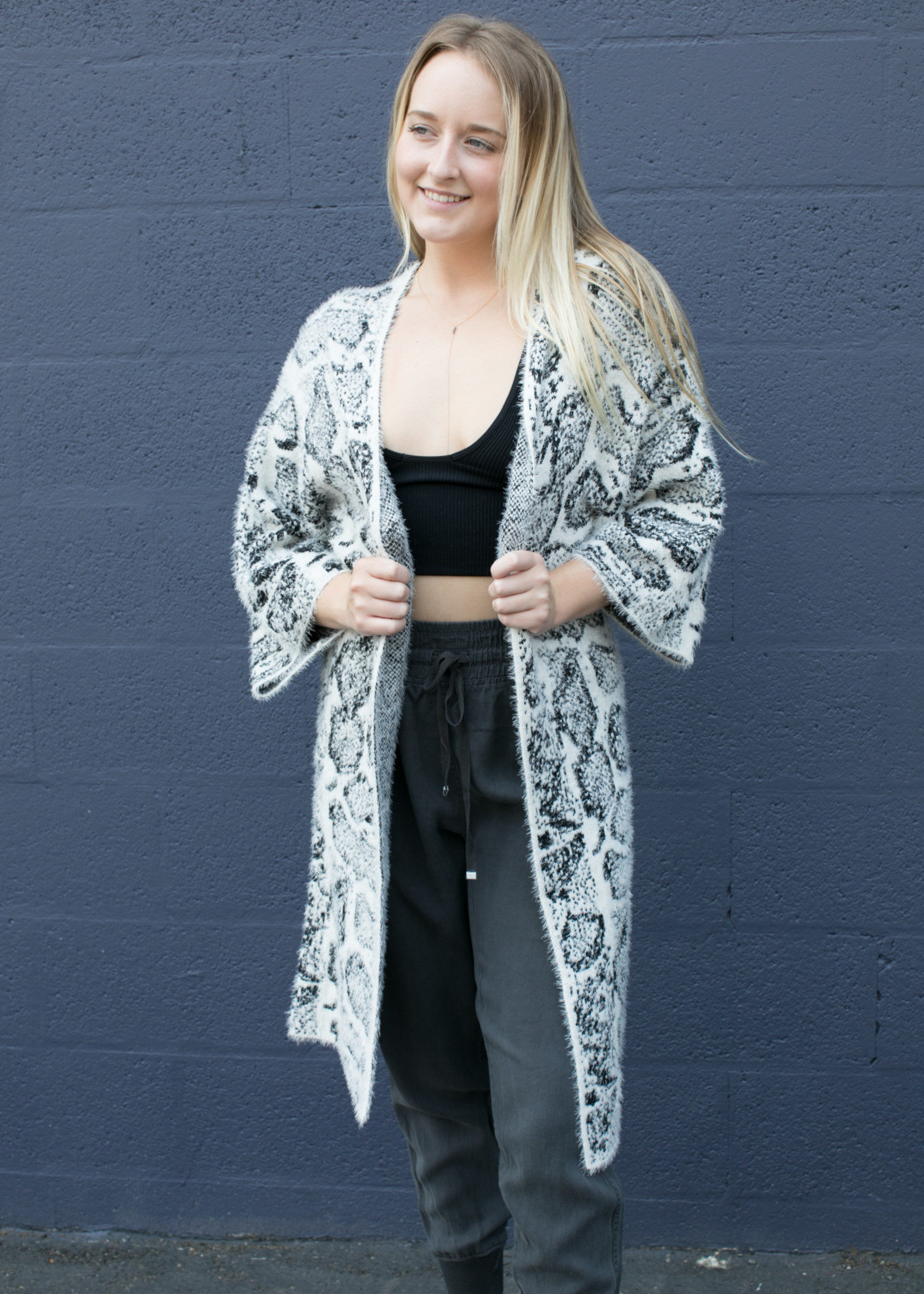 DEX 1827274D Kimono Cardi