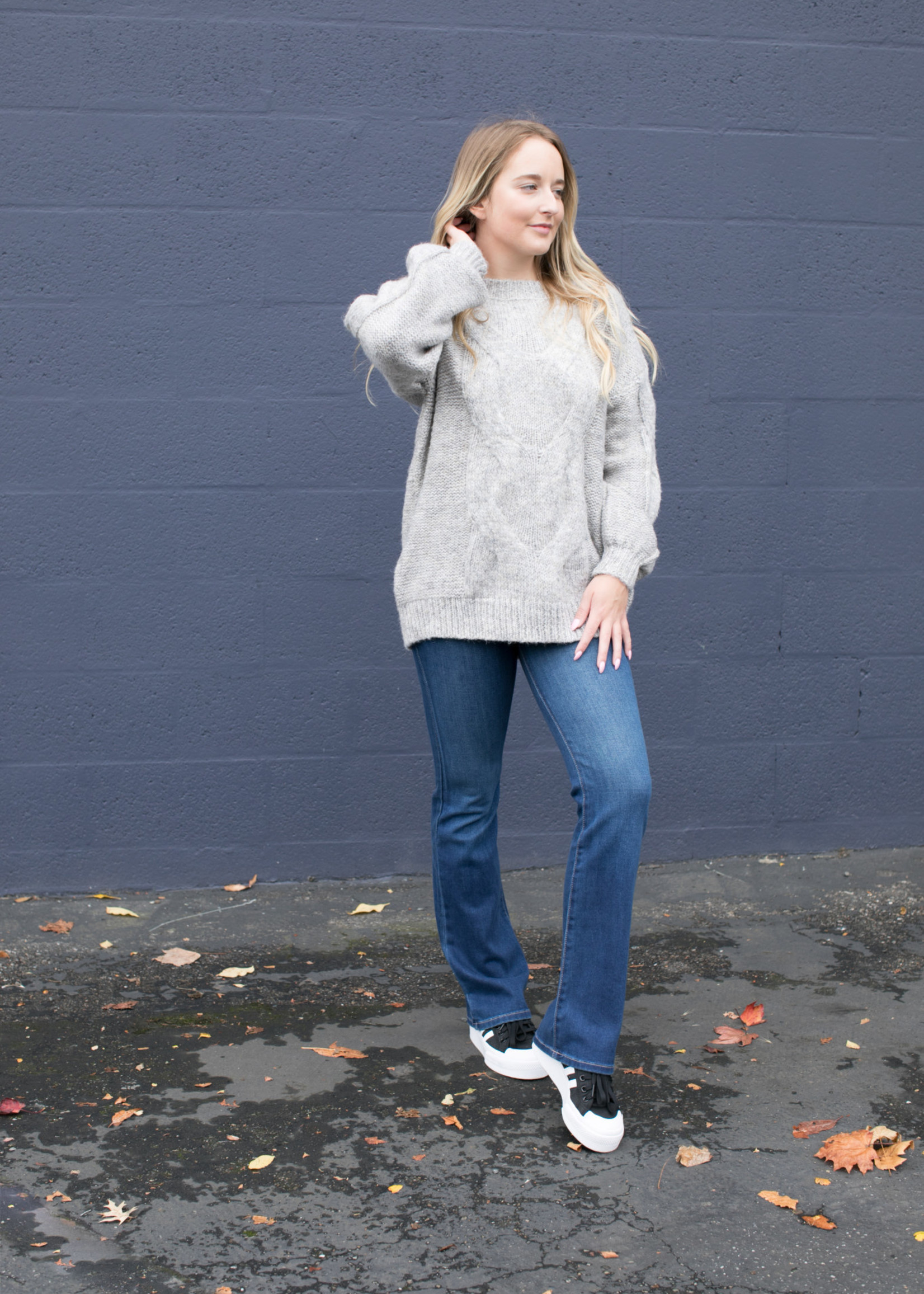 RD Style Sweater 73S641S