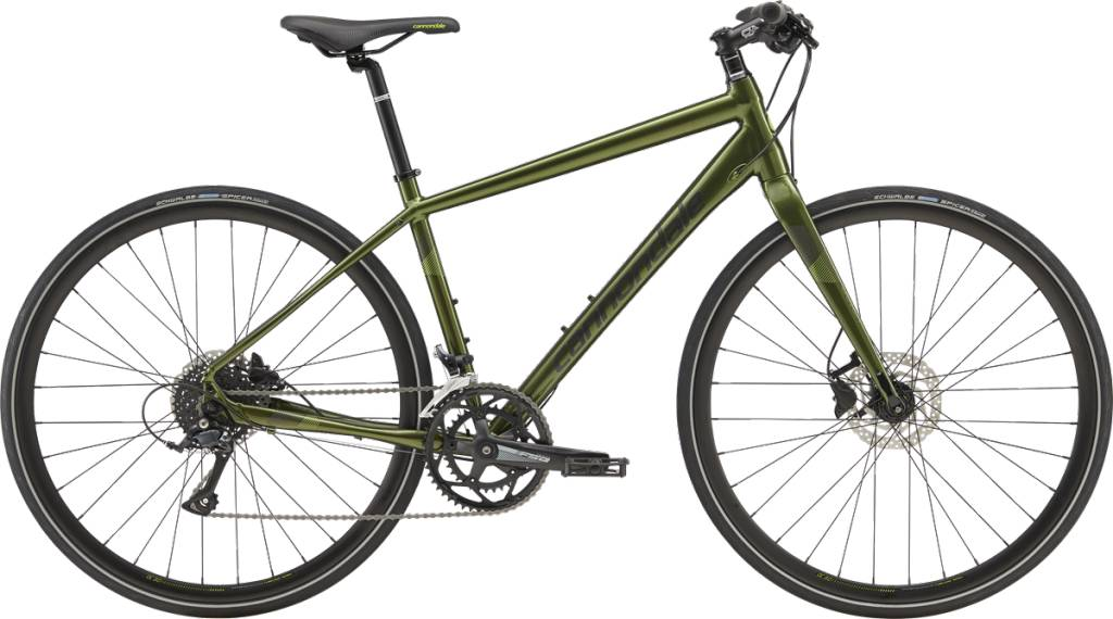 Cannondale 2019 Cannondale Quick Disc 3