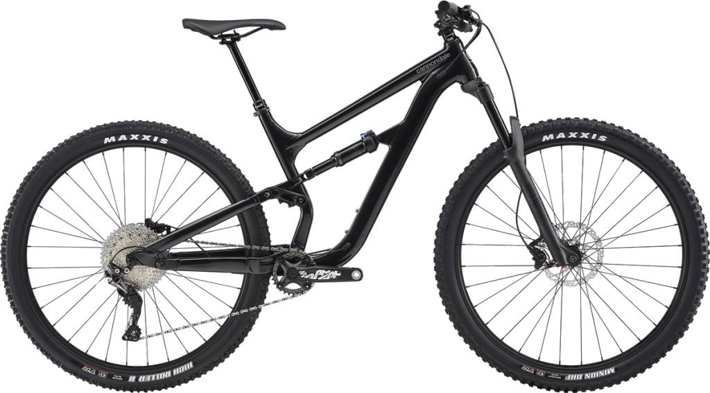 Cannondale 2019 Cannondale Habit 5 Stealth Gray