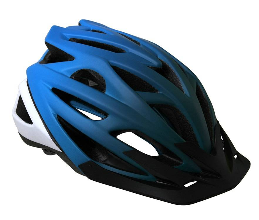 Cannondale Cannondale Radius MTN Helmet L/XL Blue/White Large/Extra Large