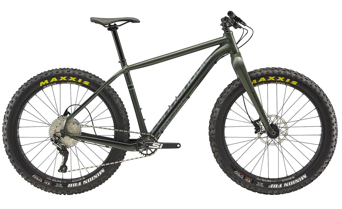 Cannondale 2019 Cannondale Fat CAAD 2 Green Clay