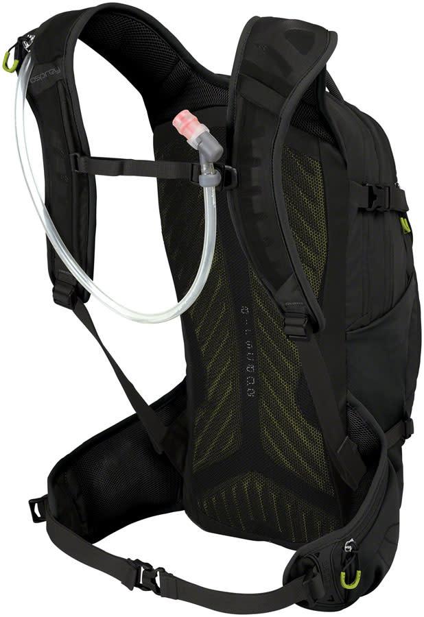 Osprey Osprey Raptor 14 Hydration Pack: Black
