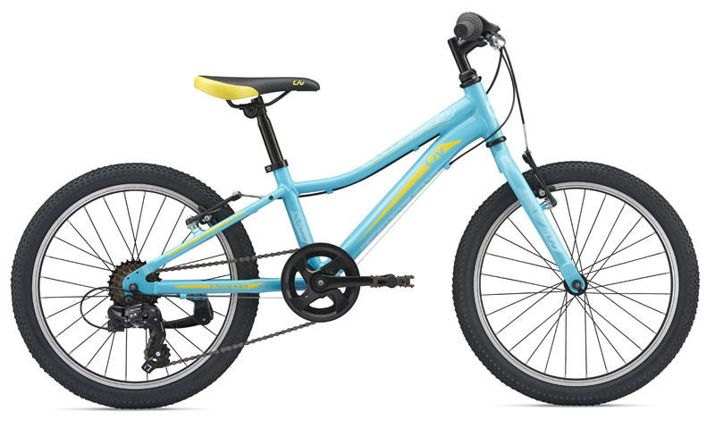 LIV 2019 Liv Enchant 20 Lite Light Blue/Yellow