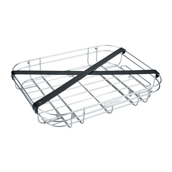 Electra Basket Electra Wired Tray Silver Front