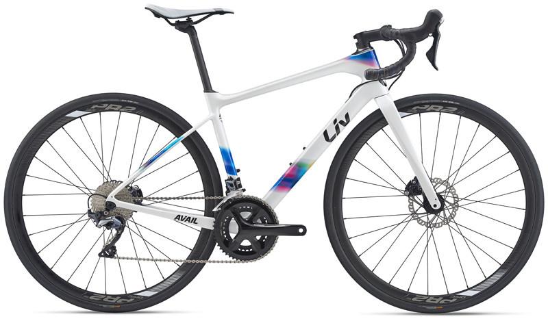 LIV 2020 Liv Avail Advanced 1 Pearl White