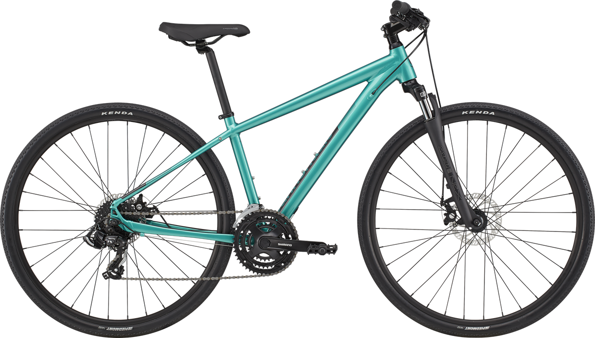 Cannondale 2020 Cannondale Quick Althea 4 Turquoise