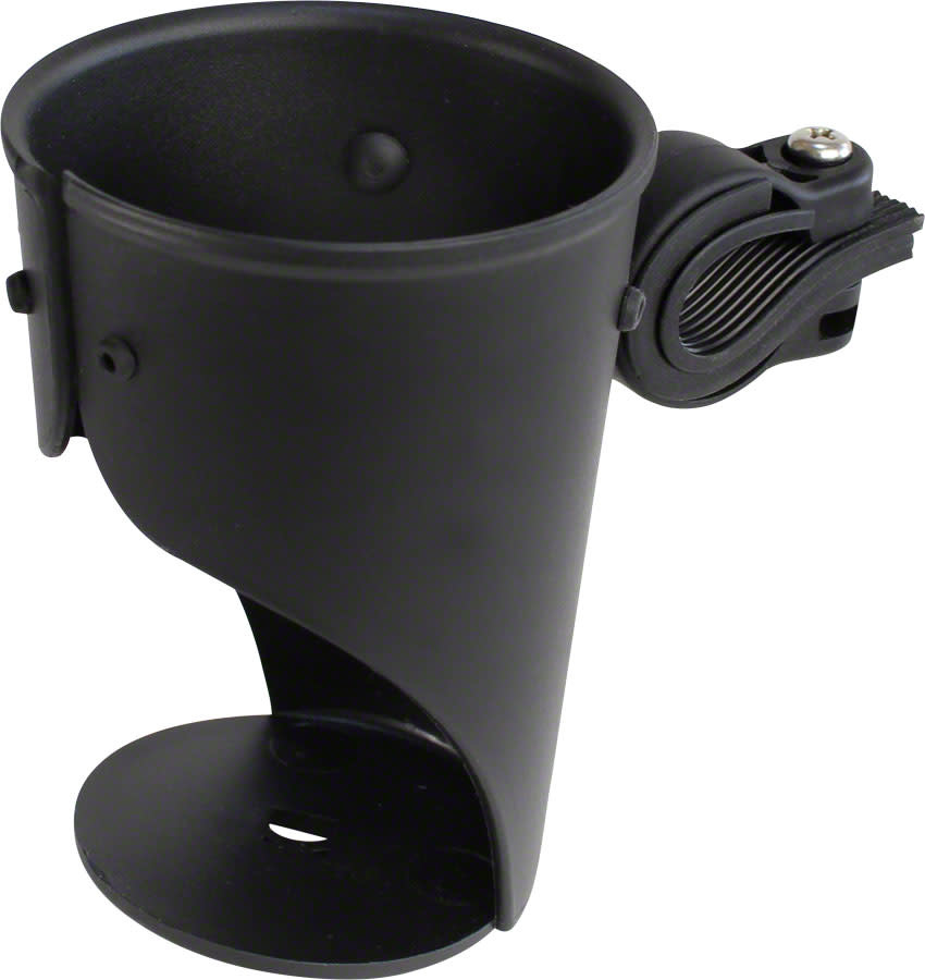 Delta DEL Grande Beverage Holder Black