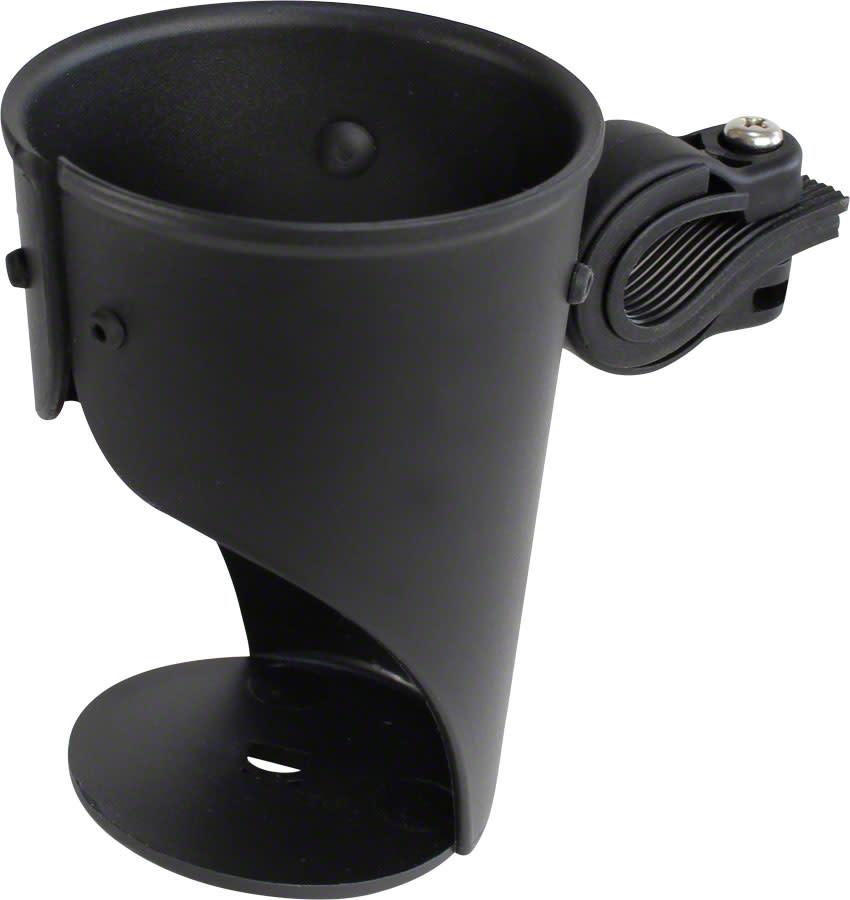 Delta Delta Grande Beverage Holder Black