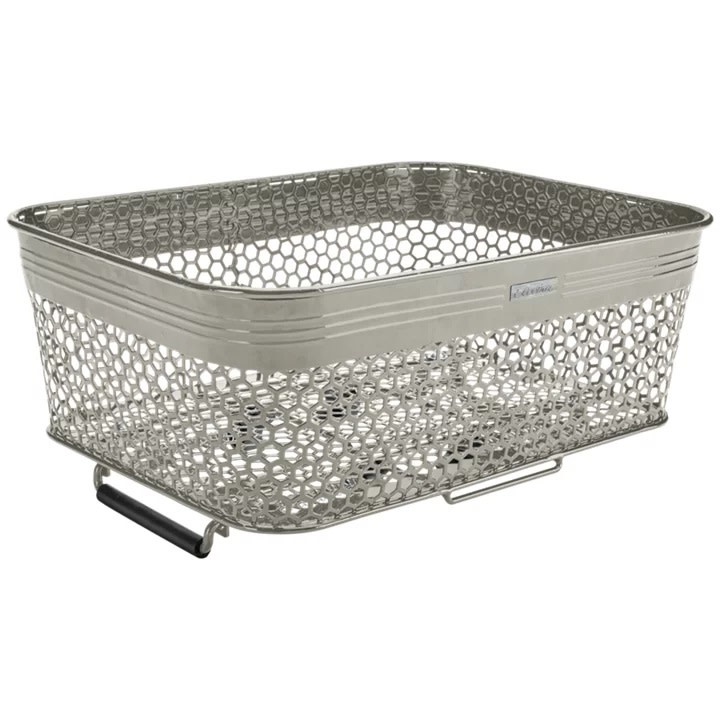 Electra Basket Electra Linear QR Mesh Low Profile Graphite w/Net