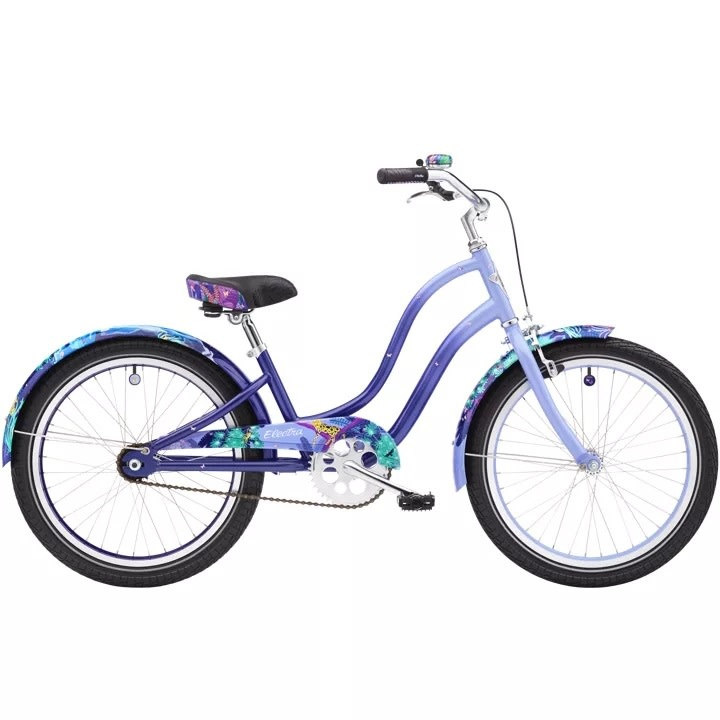 Electra Electra Enchanted Jungle 1 20in Girls' Periwinkle Fade
