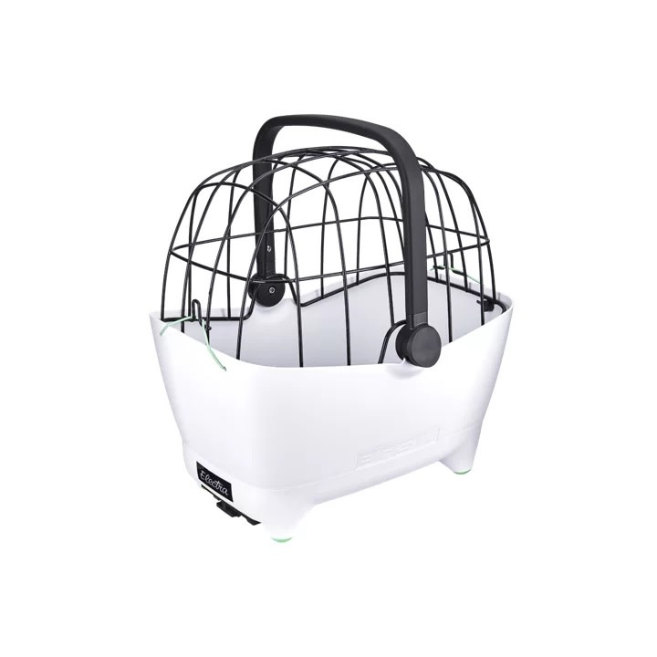 Electra Basket Electra Basil Pet Carrier Electra White