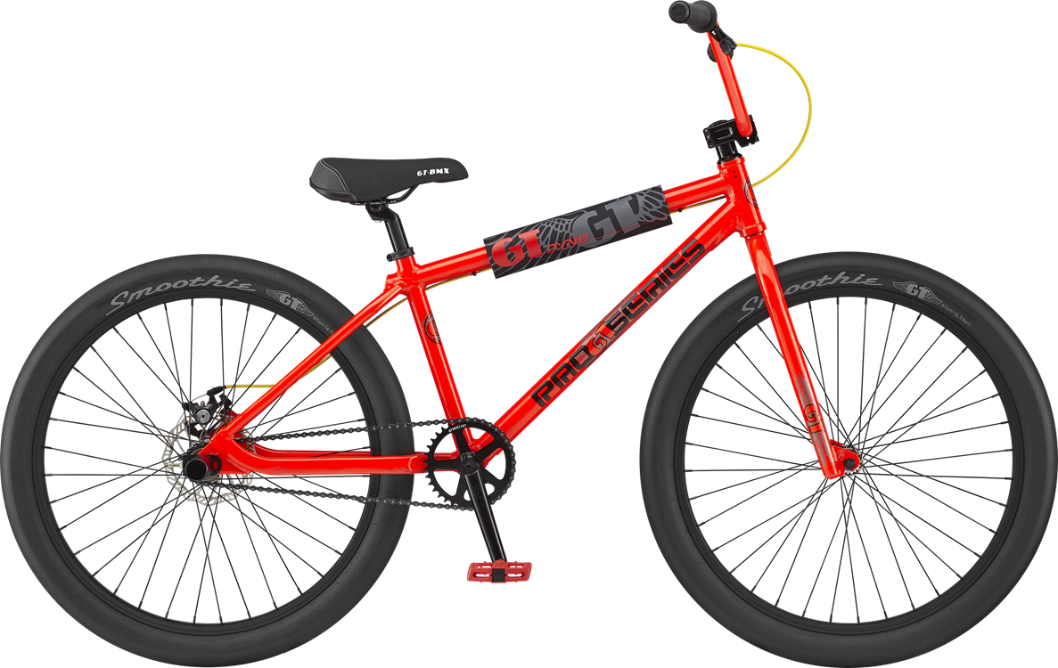 "GT 2021 GT Pro Series Heritage 26"" RED"