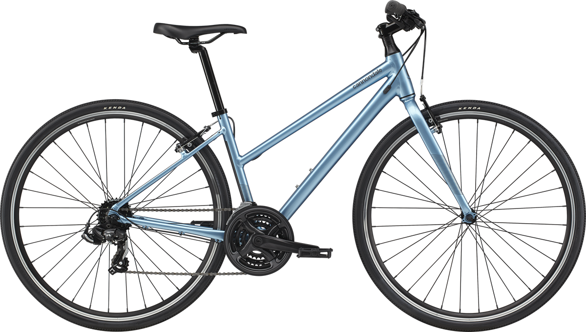 Cannondale 2021 Cannondale Quick 6 Step-Through