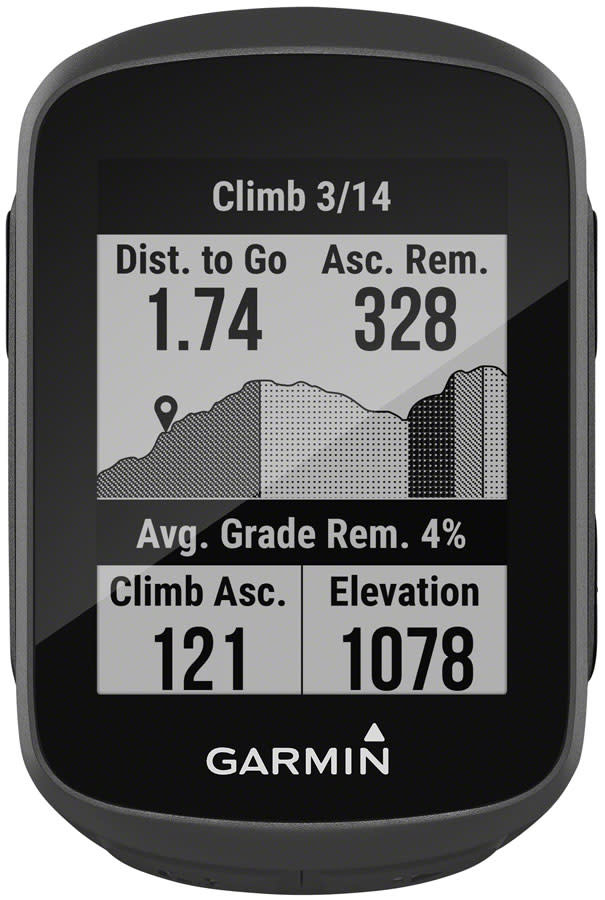 Garmin Garmin Edge 130 Plus Bike Computer - GPS, Wireless, Black