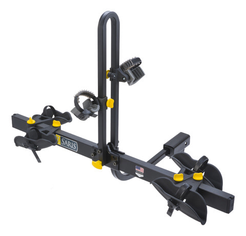 Saris SARIS 4412B Freedom 2-Bike Universal Hitch Rack