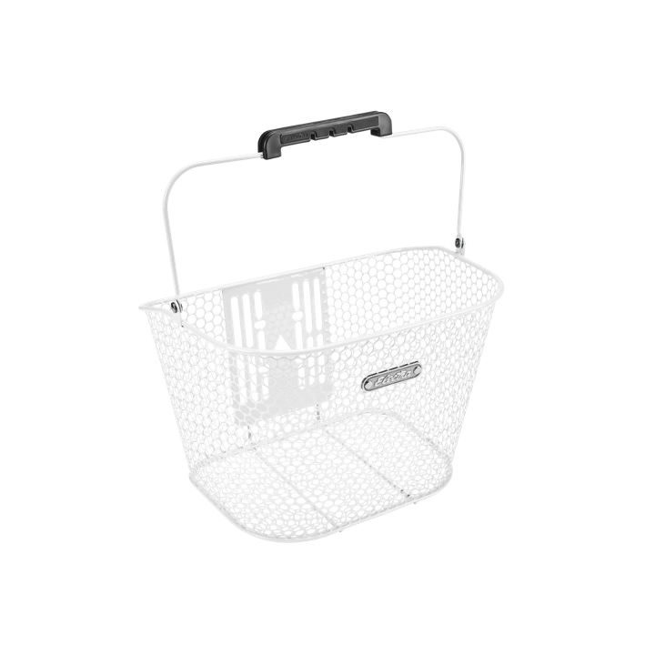 Electra Basket Electra Honeycomb QR Front White