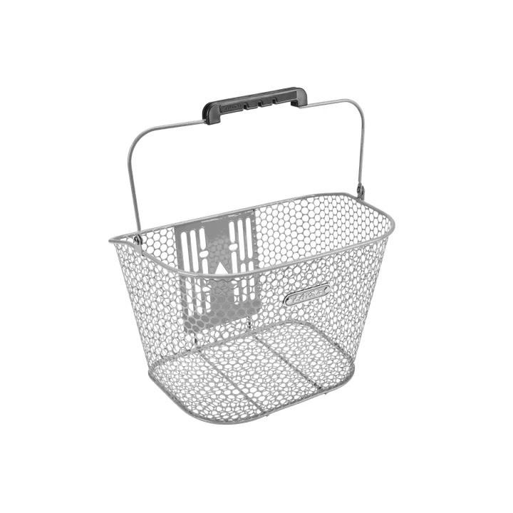 Electra Basket Electra Honeycomb QR Fog Grey Front