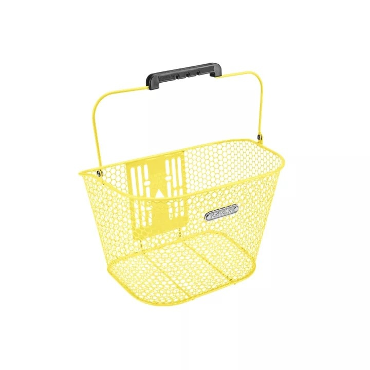 Electra Basket Electra Honeycomb QR Front Pineapple Yellow