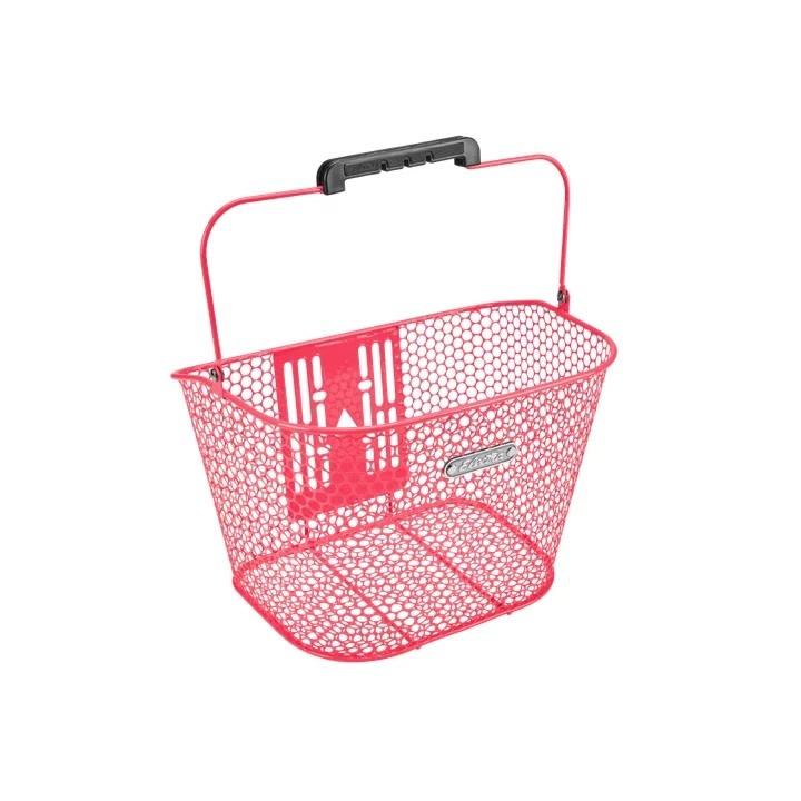 Electra Basket Electra Honeycomb QR Front Hot Pink