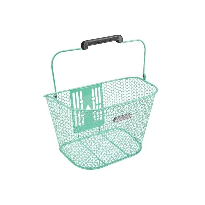 Electra Basket Electra Honeycomb QR Front Mint Green