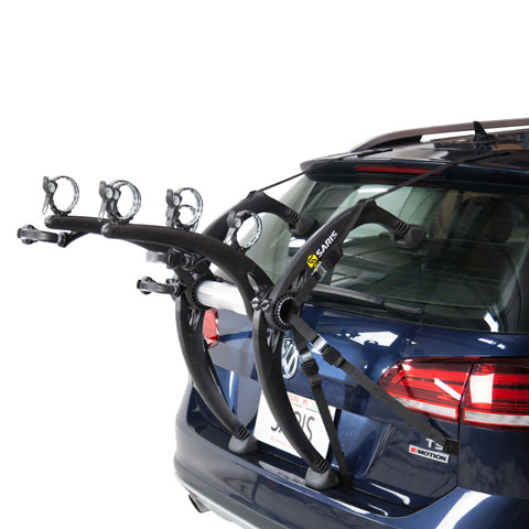 Saris Saris 803 Bones EX 3-Bike Trunk Rack